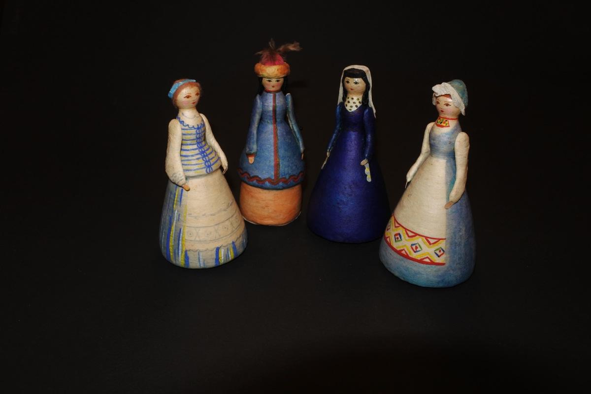 Lithuania, Kirgizstan, Armenia and Karlo-Finnish