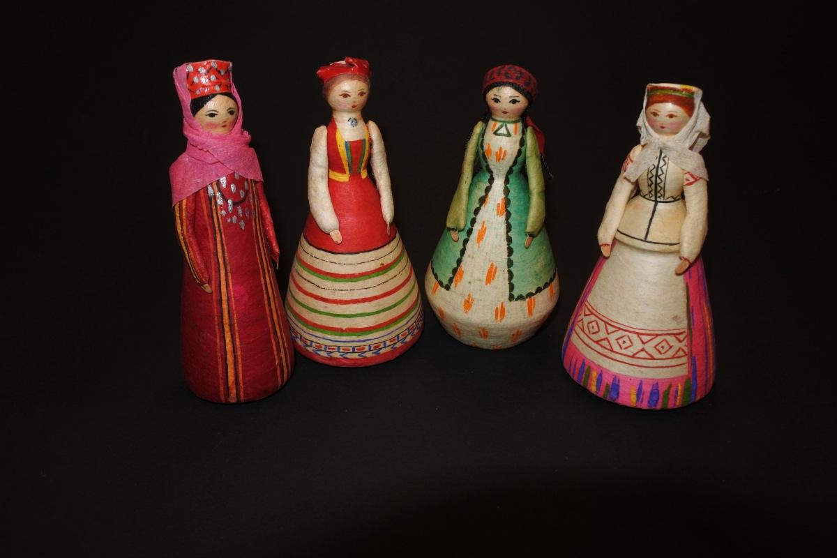 Turkmenistan, Estonia, Tadzhikistan and Belorussia