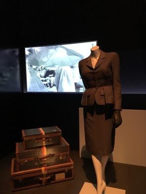 Day suit worn by Marlene Dietrich