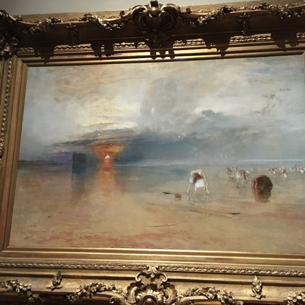 Turner - Calais Sands at Low Water