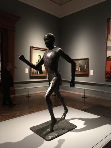 Elisabeth Frink - running man