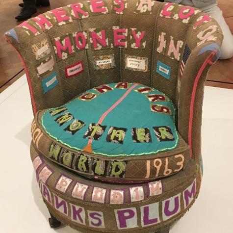 Tracy Emin Chair