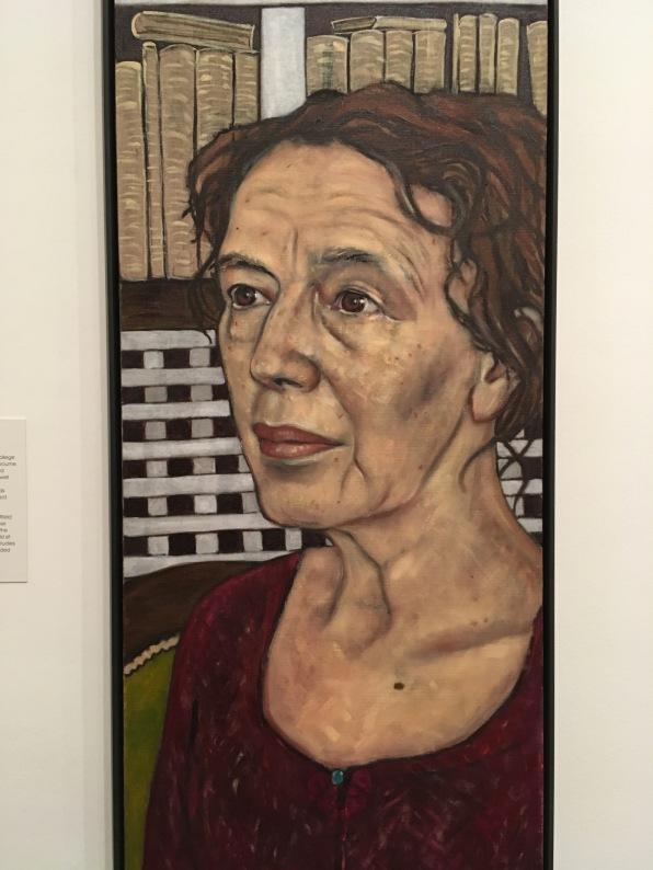 Claire Tomalin by Rebecca Driffield