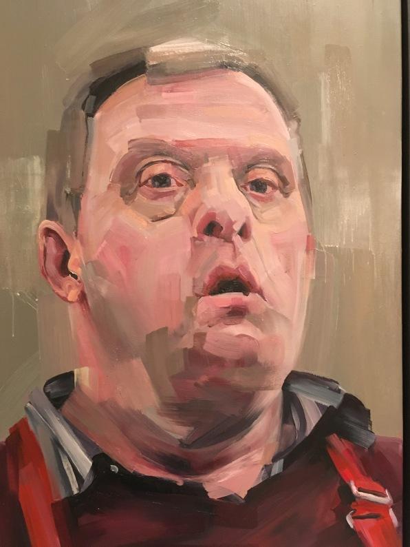 Tony Albert by Hugo Fergusson