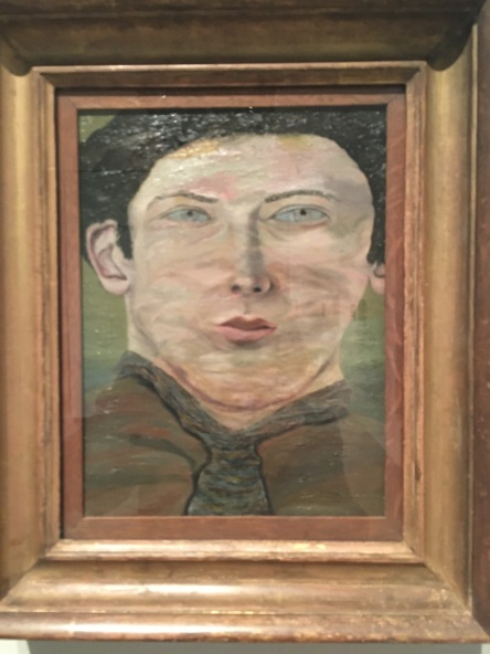 Self-portrait 1940